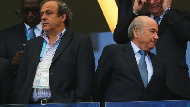 Bréking! FIFA – Blattert és Platinit nyolc évre eltiltották