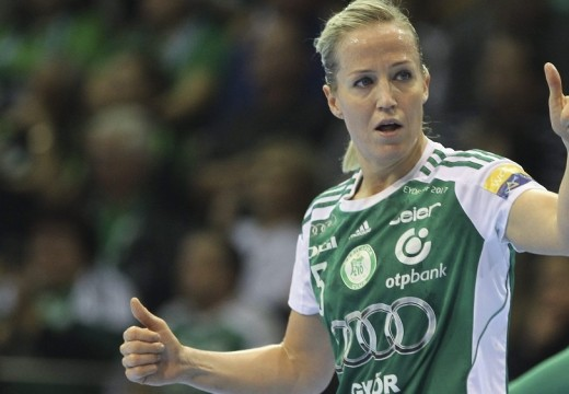 Marad Győrben Heidi Löke