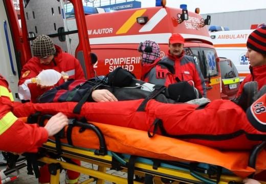 Balesetezett a Marosvásárhely-Bukarest menetrendszerinti járat Maros megyében – sérültek