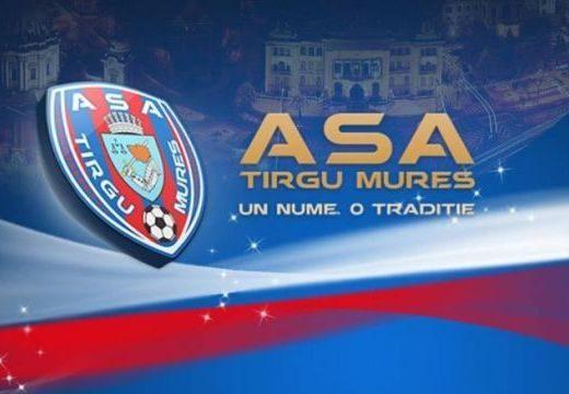 Pontlevonással sújtották a Marosvásárhelyi ASA-t!