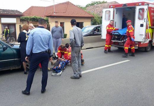 Sófalvi: Elkerülhetőek lettek volna a betonfal okozta balesetek Marosszentgyörgyön