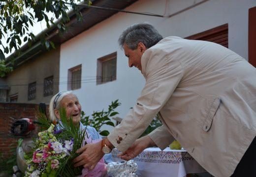 109 éves korában meghalt Szemenyei Margit