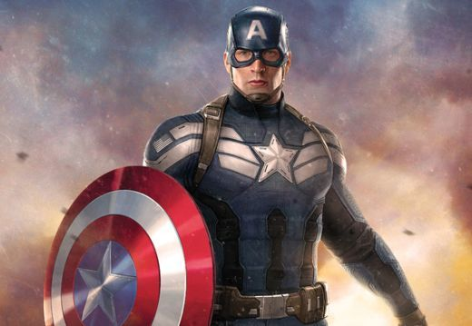Szobrot állítanak Amerika Kapitánynak