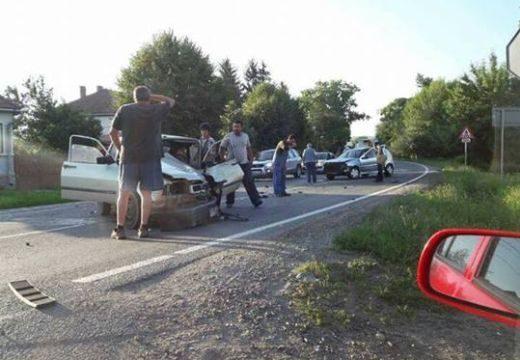 Baleset Gernyeszegen – 1 súlyos sérült