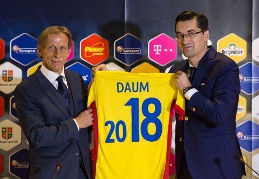 Christoph Daum váltja Anghel Iordanescut a román csapat kispadján
