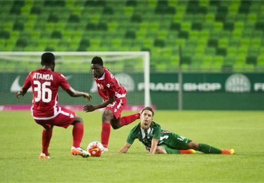 Elvérzett a Ferencváros a BL-selejtezőben