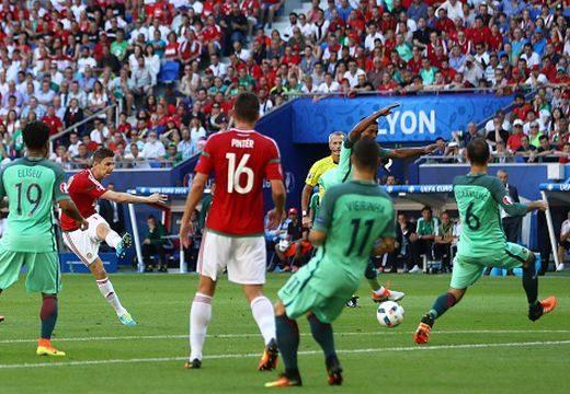 Geráé az Európa-bajnokság legszebb gólja az UEFA-nál
