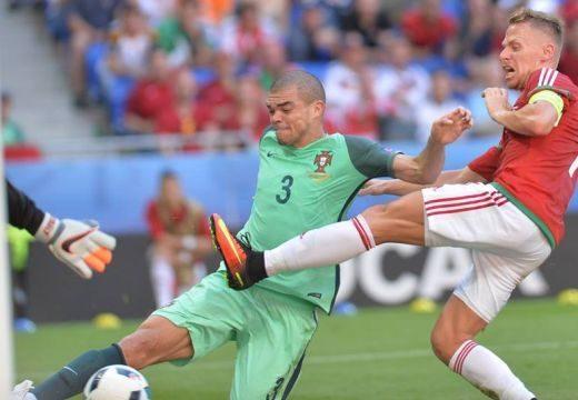 Az Eb legjobb öt meccse között a magyar-portugál