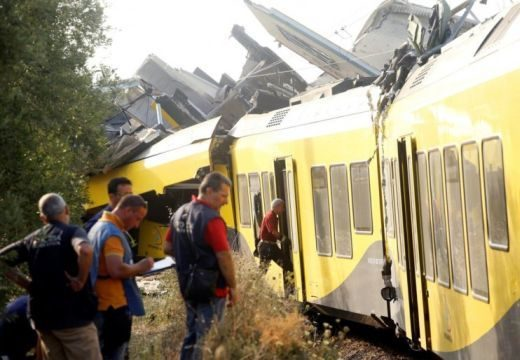 Kiderült, mi okozta a brutális olaszországi vonatkatasztrófát
