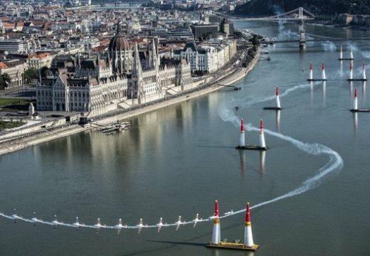 Red Bull Air Race – A sorozat 70. versenye lesz a budapesti a hétvégén