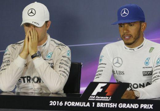 Hivatalos: Rosberg elvesztette második helyét