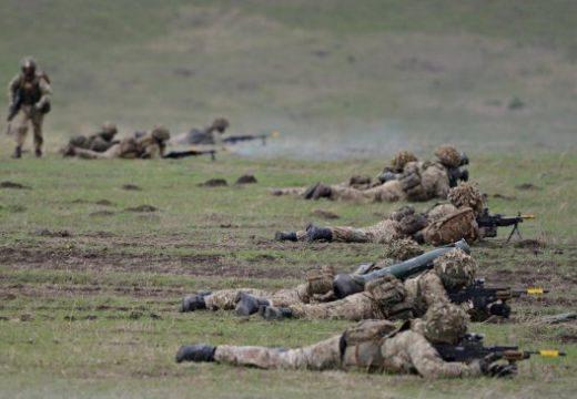 Nagyszabású nemzetközi hadgyakorlat kezdődött Erdélyben
