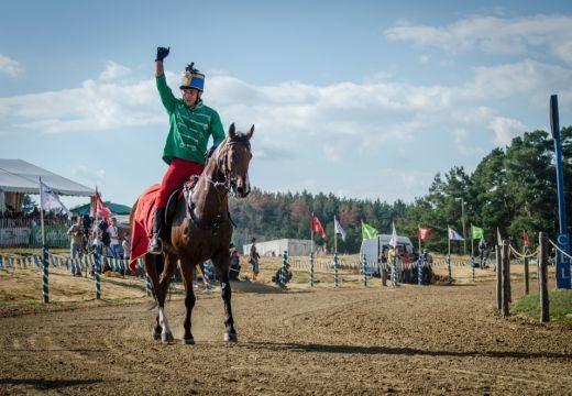 Ismét Lemhény lovasa nyerte a Székely vágtát