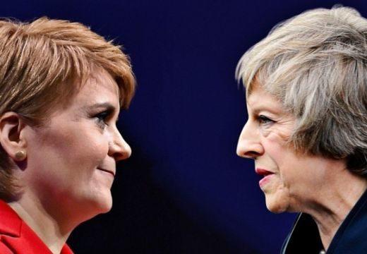 Vita London és Skócia között a skót függetlenségről