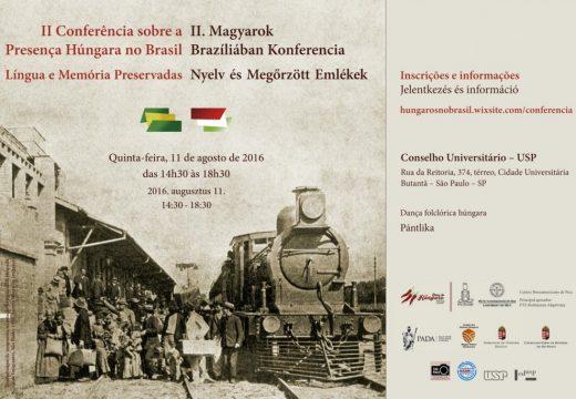 A magyar kultúrát népszerűsítő konferenciát tartanak Brazíliában Áder János részvételével