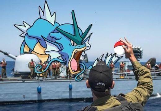 Nemzetbiztonsági aggodalmak a Pokémon Go miatt
