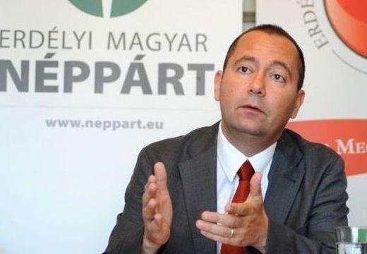 Az autonómiapárbeszéd elkezdését kérte nyílt levélben a román elnöktől Szilágyi Zsolt EMNP-elnök