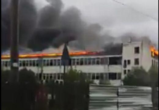 Kiderült, mi okozta a tüzet az Ilefornál!