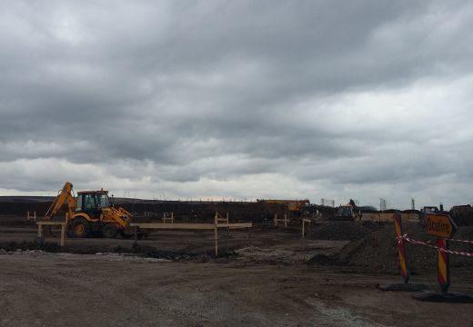 Észak-erdélyi autópálya: így állnak a Marosvásárhely–Marosugra szakasz építésével