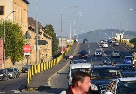 Megvan a pénz a marosvásárhelyi Maros-híd felújítására