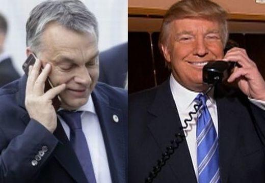 Váratlanul felhívta Donald Trump Orbán Viktort. Erről beszéltek: