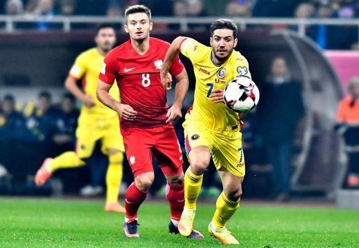 Simán nyertek a lengyelek Romániában