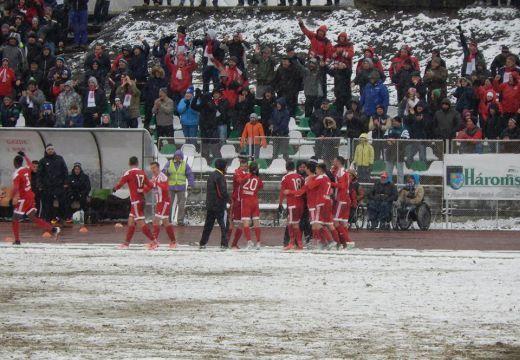 Kiütötte a Sepsi OSK a Suceavát, és már harmadik a ranglistán – 2. liga