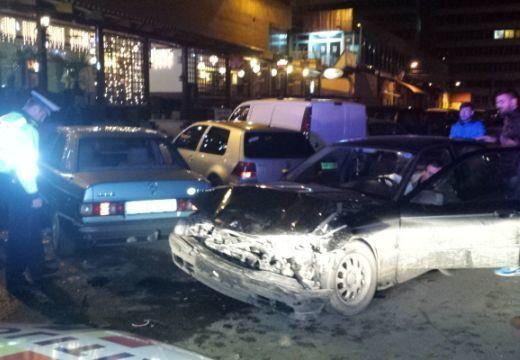 Megrongált öt autót egy részegen parkoló udvarhelyi nő