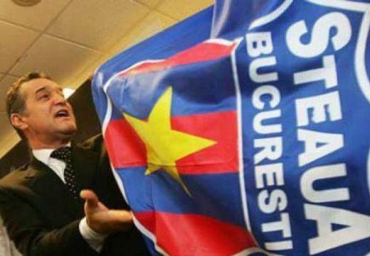 Végleges! Gigi Becali klubja nem használhatja többé a Steaua nevet