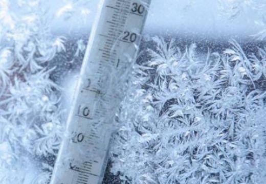 Az idei tél legmínuszosabb reggelére ébredtünk!