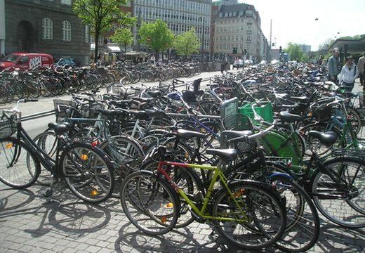 Van egy főváros Európában, ahol már több bicikli jár az utakon, mint autó