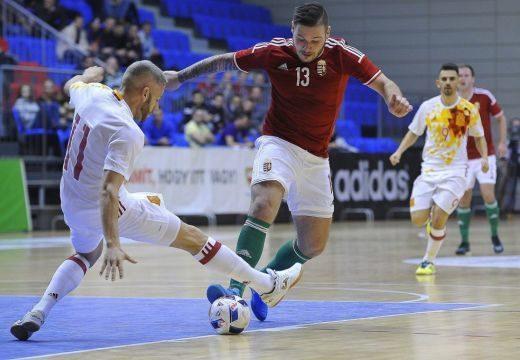 1-1-ig bírta a magyar futsalválogatott az Európa-bajnok ellen