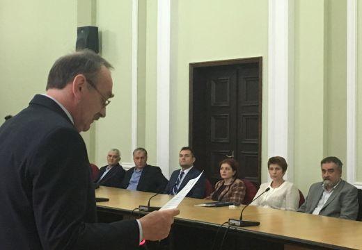 """Temes megye magyar alprefektusa elhibázottnak nevezte a """"Románia egységes nemzetállam"""" kifejezést, így járt:"""
