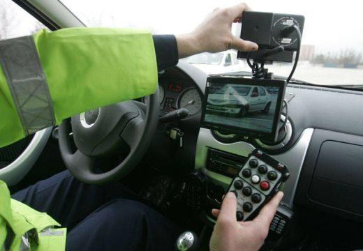 Maros megyei helyszínek, ahol sebességet mér a rendőrség a hosszú hétvégén