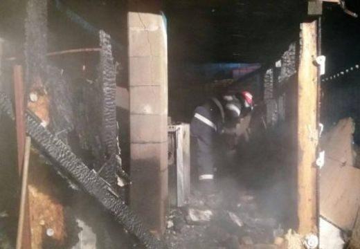 Tűz egy nagyszentpéteri házban, egy 2 éves kislány az áldozat