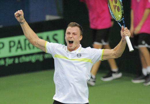 Teljesült a magyar teniszálom