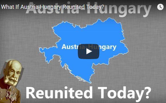 Mi lenne, ha hirtelen újra létrejönne az Osztrák-Magyar Monarchia? Itt a válasz, nézd meg a videót!