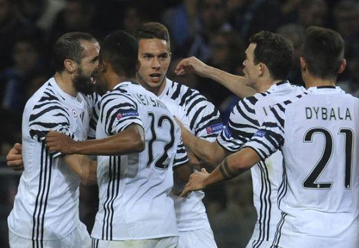 BL: Cserék nyerték meg a meccset a Juventusnak Portóban