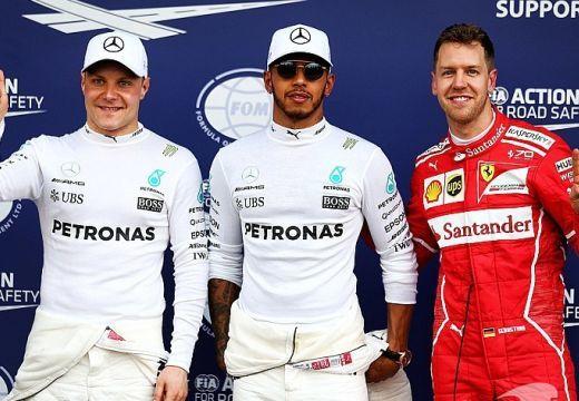 Forma-1, Ausztrál Nagydíj: Hamiltoné az idény első pole pozíciója