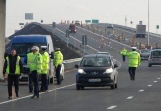 Sebességmérés az autópályán: erről számolt be a rendőrség