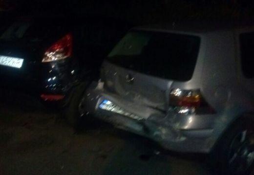 Súlyos baleset a Szabadság utcában ittas vezetés miatt