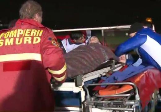Perelné a SMURD a Concordia Chiajnát? Megszólalt az orvos, aki az ASA elleni mérkőzésen ellátta Bărboianu sérülését