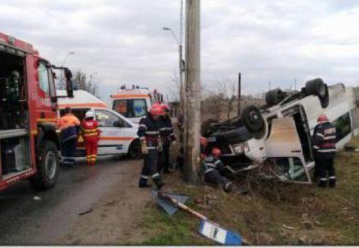 Ittas volt a sofőr, aki a magyar diákokat szállító, felborult kisbuszt vezette