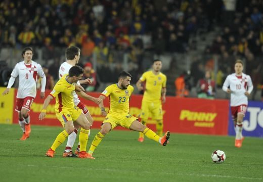 Románia elfogyott a végére: gól nélküli döntetlen Dánia ellen