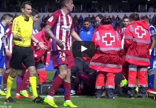 Tájékoztató a csúnya fejsérülést szenvedett világbajnok focista állapotáról