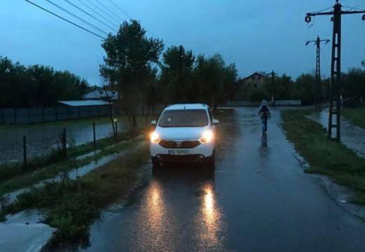 Vihar Maros megyében: áram nélkül maradt települések – fák dőltek az utakra