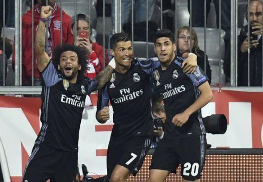 Bajnokok Ligája: Előnyben a két madridi csapat