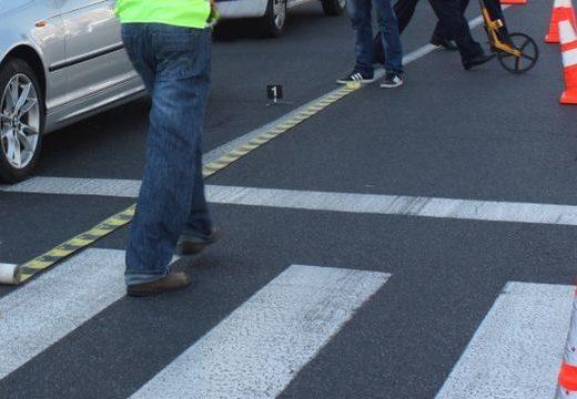 Elgázoltak egy férfit az Egyesülés negyedben, az átjáró közelében