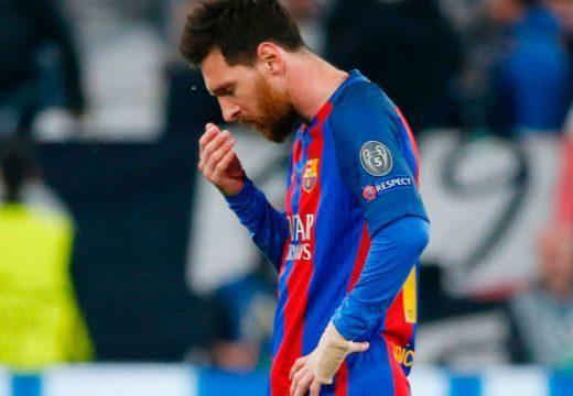 Bajnokok Ligája: A Juventus is nagyon elverte a Barcelonát