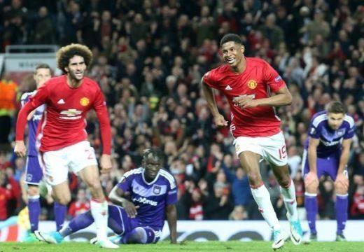 Európa Liga: Hosszabbításban jutott elődöntőbe a Manchester United